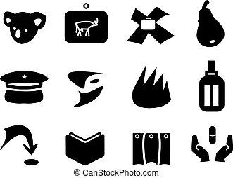 2, pictograms
