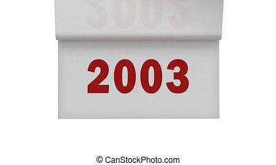 2010, hier
