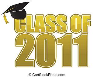 2011, afgestudeerd
