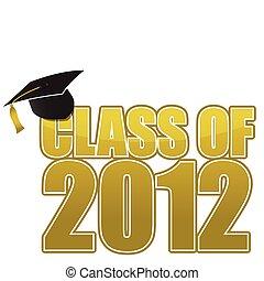 2012, afgestudeerd