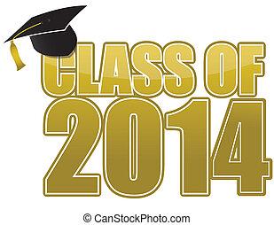 2014, afgestudeerd