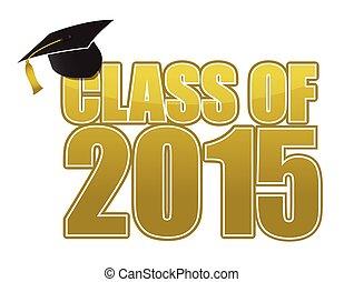 2015, afgestudeerd