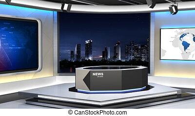 99c3, nieuws, studio
