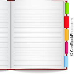 aantekenboekje