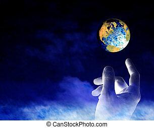 aarde, creatie