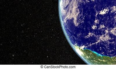 aarde, moon., hd, cg.