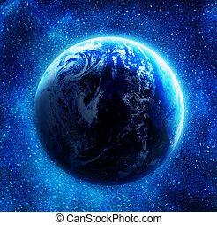 aarde, ruimte