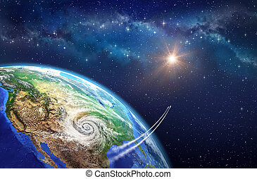 aarde, verwaarlozing