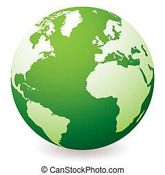 aardebol, groene