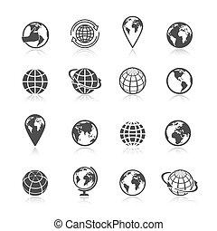 aardebol, iconen