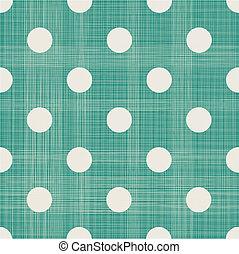 abstract, polka, seamless, retro, achtergrond, geometrisch, punt