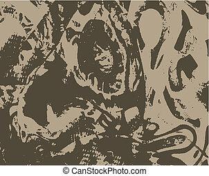 abstract, spiraal, achtergrond