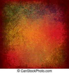 abstract, vieze , textuur, rood