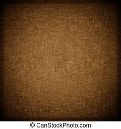 achtergrond, bruine , textiel, donker, ouderwetse