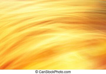 achtergrond, gele