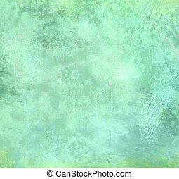 achtergrond, groene