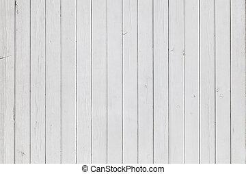 achtergrond, hout, witte
