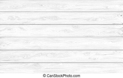 achtergrond, houten, witte