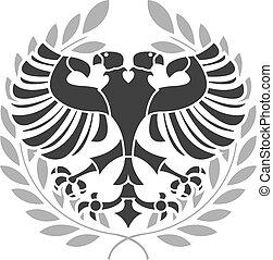 adelaar, heraldisch