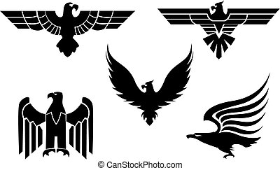 adelaar, tattoos