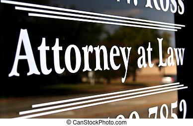 advocaat, wet