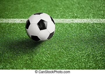 akker, football bal