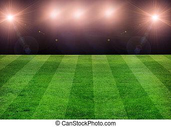 akker, voetbal