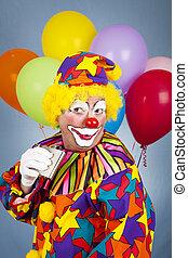alcoholhoudend, clown