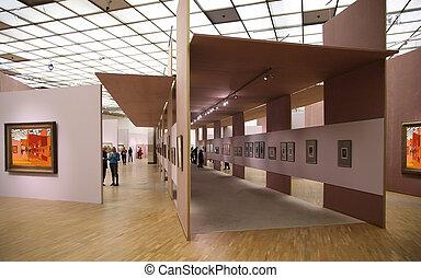 alles, kunst, zelfs, muur, afbeeldingen, dit, foto, gefiltreerd, 2., geheel, galerij
