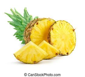 ananas, schijfen