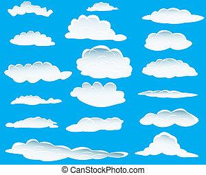 anders, wolken