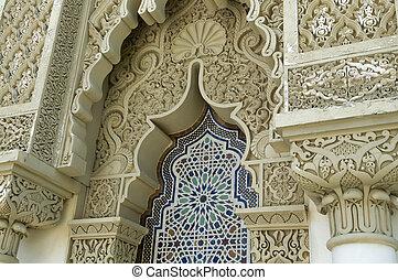 architectuur, marokkaan