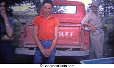 arkansas, 1965:, usa, -, gezin