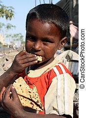 armoed, honger