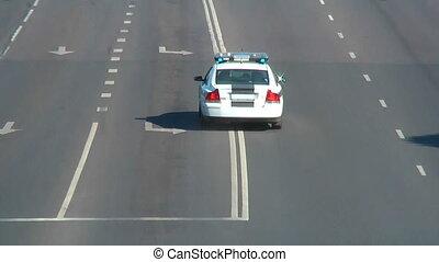 auto, -, politie, hd, 1080