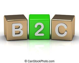 b2c, zakelijk, consument