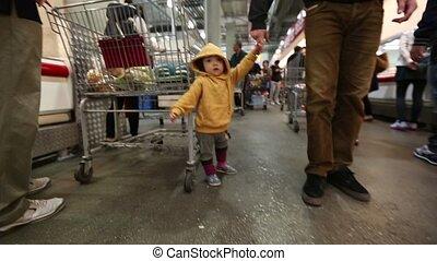 baby, 2, toddler, winkel