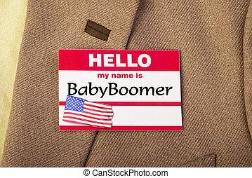 baby, boomer.