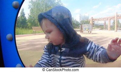 baby jongen, patrijspoort