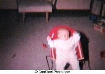 baby jongen, uitsmijter, vintag), (1964