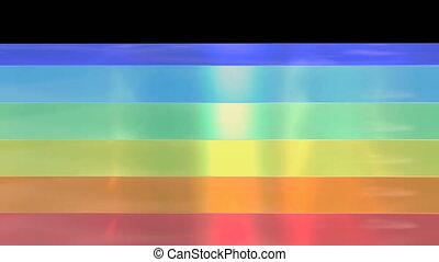 backdrop.modern, strook, creatief, lgbt, design., regenboog, minimaal, effect, video, licht, idee, minnaar, vibes, concept