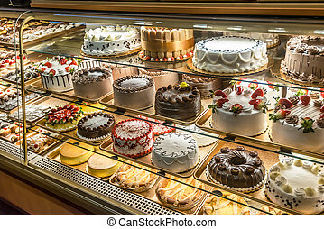 bakkerij, italiaanse