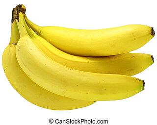 bananen, bos