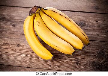 bananen, fris