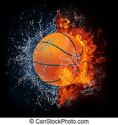 basketbal bal