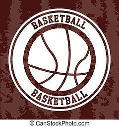 basketbal, etiket