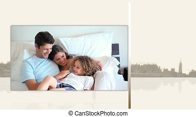 bed, video's, families