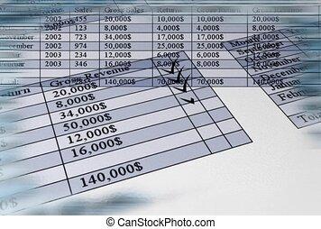 begroting, financiën, berekenen