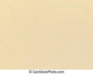beige, textuur, stucco