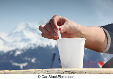 bergen, koffie